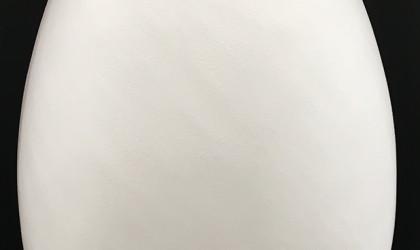Oeuf polystyrène expansé lisse