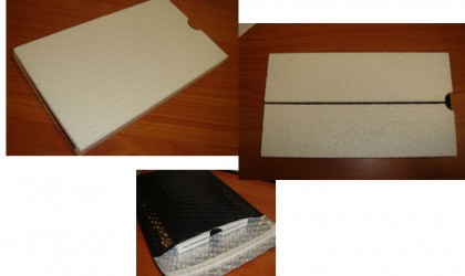 Emballage polystyrène