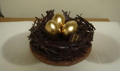 Resin nest