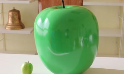 Pomme géante